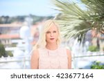 charlize theron attends the ... | Shutterstock . vector #423677164
