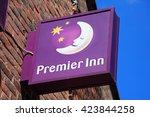 london  uk     july 22  2012 ...   Shutterstock . vector #423844258