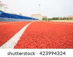 Racing Run Way Track...