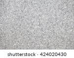 galvanized steel plate...   Shutterstock . vector #424020430