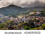 Agros Village On Top Of The...