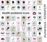 vector illustration   medical... | Shutterstock .eps vector #424069159