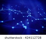 abstract geometry surfaces ... | Shutterstock . vector #424112728