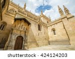 Entrance Of Royal Chapel In...