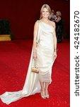 jennifer morrison at the 60th... | Shutterstock . vector #424182670
