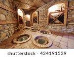 Underground Cellar For Storing...