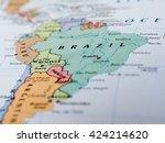 brasilia  brazil   circa may... | Shutterstock . vector #424214620