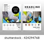 geometric vector background....   Shutterstock .eps vector #424294768