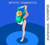 Artistic Gymnastics Floor...