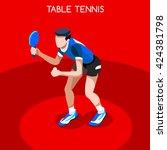 Table Tennis 2016 Summer Games...