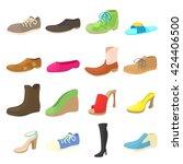 shoes set. shoes set art. shoes ...