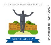 The Nelson Mandela Statue In...