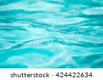 abstract water background | Shutterstock . vector #424422634