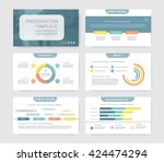 infographic elements for... | Shutterstock .eps vector #424474294