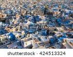 Jodhpur  The Blue City Seen...