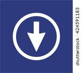 arrow   icon  vector...