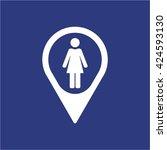 woman icon  woman icon eps10 ...