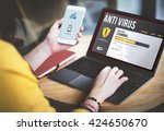 Antivirus Alert Firewall Hacke...