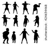 illustration of  children...   Shutterstock .eps vector #424654468