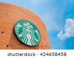 bangkok province  thailand  ... | Shutterstock . vector #424658458