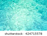 patterns of movement of water...   Shutterstock . vector #424715578