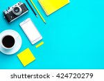 office tools. digital... | Shutterstock . vector #424720279