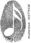 3d Render Musical Identity