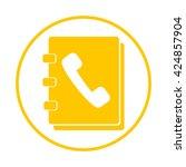 phone book. telephone directory