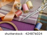 sewing supplies  needles