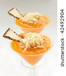 Glasses With Sweet Pumpkin...