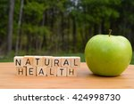 Natural Health Concept   The...