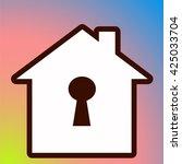 house key | Shutterstock .eps vector #425033704
