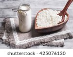 Granulated Cottage Cheese In...