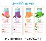 template design banners ... | Shutterstock .eps vector #425081944