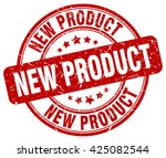 new product. stamp | Shutterstock .eps vector #425082544