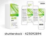 design packaging. box. | Shutterstock .eps vector #425092894