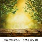 Olives Background. Olives On...