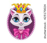 Cute Beautiful Princess Kitty...