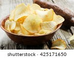 Tapioca Chips   Yucca Chips...