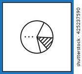pie chart icon. pie chart icon...