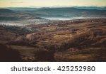 Bukovina Landscape Beautiful