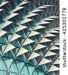 3d illustration abstract...   Shutterstock . vector #425301778