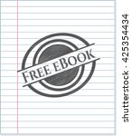 free ebook drawn with pencil...