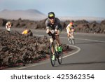 lanzarote  spain   may 21 ... | Shutterstock . vector #425362354