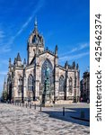 St. Giles Cathedral In ...
