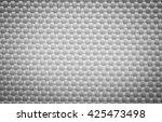 White Fabric Canvas Background...