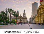 Plaza De Las Armas Square In...