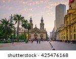 Plaza De Las Armas Square In...