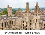 View Of All Souls College At...