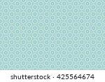 seamless background pattern ... | Shutterstock .eps vector #425564674
